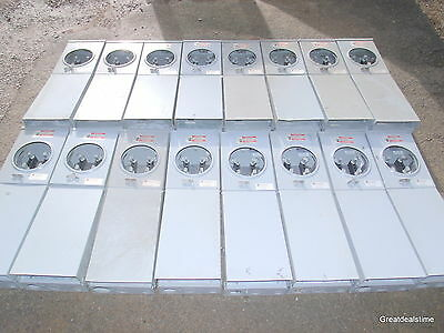 Cutler-Hammer Metered Power Outlet Panel,chr7Ns,rv Power Outlet Gfci Breaker Box