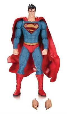Superman Action Figure Dc Collectibles Lee Bermejo Designer Series 18 cm