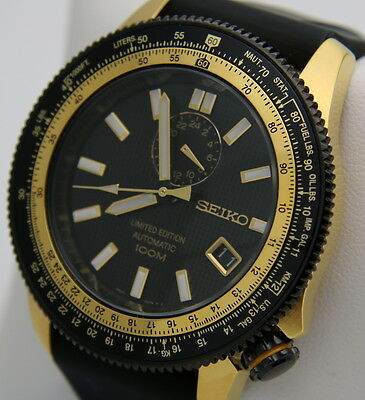 Watch Seiko SSA192K1 Automatic Limited Edition New wrapped up Dedicated