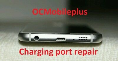 Samsung Galaxy S6, S6 Edge,S6 Edge,Plus Charging Port Replacement Repair Service