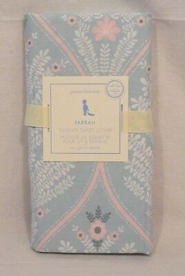 Pottery Barn Kids Farrah Toddler Duvet Cover