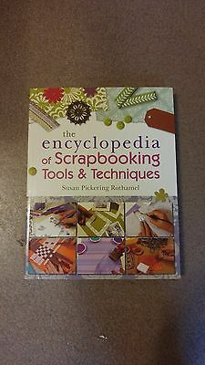 Encyclopedia Of Scrap Booking Tools And Techniques Susan Pickering Rothamel