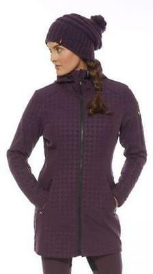 Kerrits Tailor Made Trench (Large, Purple Rein)