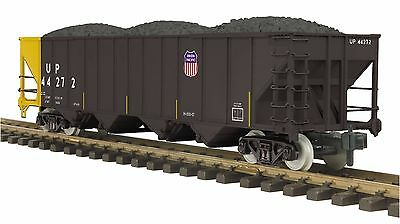 MTH 70-75064, One Gauge / G Scale, 4-Bay Hopper Car - Union Pacific