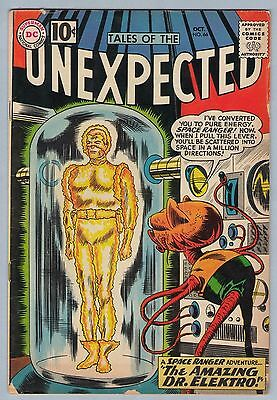 Tales of the Unexpected 66 Oct 1961 VG- (3.5)