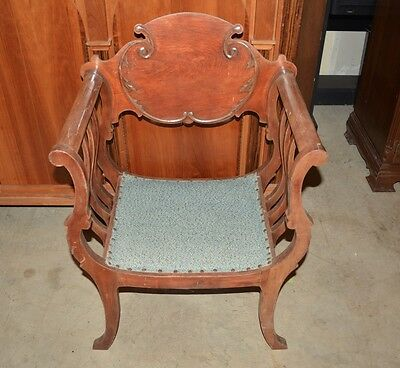 ANTIQUE 19th Century Chair PICK UP ONLY