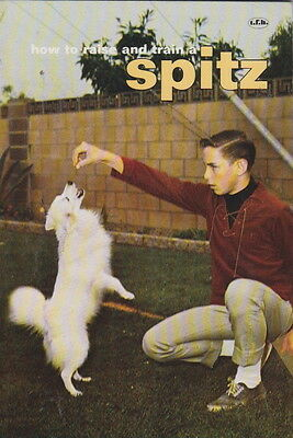 Vintage Spitz Book  Spitz How To Raise