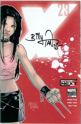 X-23 #1 Limited Edition Dynamic Forces Signed Billy Tan Df Coa Logan Movie