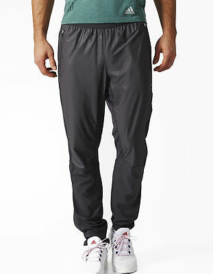 adidas adiZero Mens Track Pants - Black