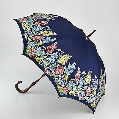 Cath Kidston Kensington Walking Umbrella - Herbaceous Border
