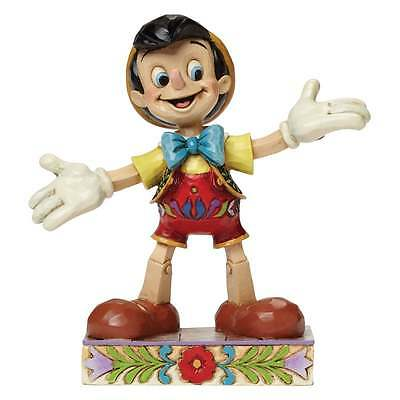 Disney Traditions Got No Strings Pinocchio Figurine New Boxed 4045249