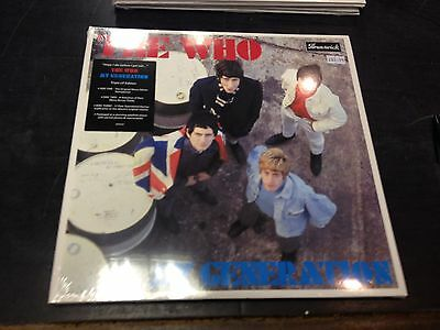 The Who - My Generation 3-Lp Edition New Mint Sealed 2017