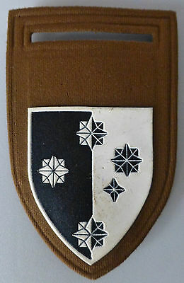 SOUTH AFRICA ARMY DEFENCE INTELLIGENCE COLLEGE SADF vintage badge STARS PATCH