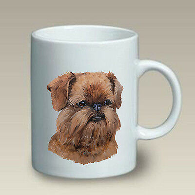 11 oz. Ceramic Mug (LP) - Brussels Griffon, Uncropped 46194
