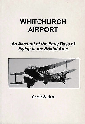 Whitchurch Airport - Early Flying In The Bristol Area Rare