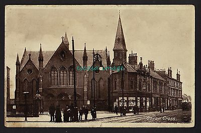 GLASGOW Govan Cross postcard
