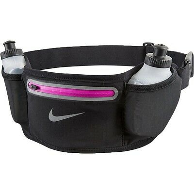 Nike Lean 2 Bottle Waistpack Running Sports Fitness Accessory