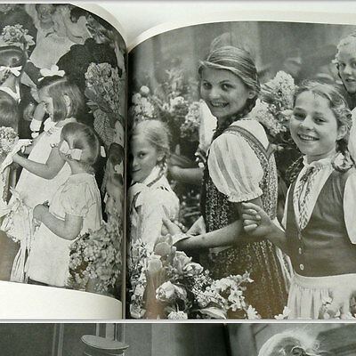 Adolf Hitler Photo Book w/60+ pictures Honor German History RRR Hoffmann Germany