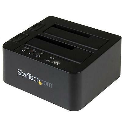 Startech USB 3.1 (10Gbps) Standalone Duplicator Dock for 2.5 & 3.5 SATA
