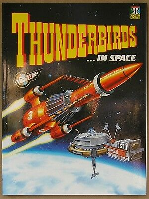 Thunderbirds In Space Comic Album Issue 2 from Ravette Books 1992