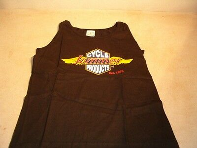 """Wholesale Lot of 10 Women's Large Black """"Jammer"""" Tank Top-NEW!"""