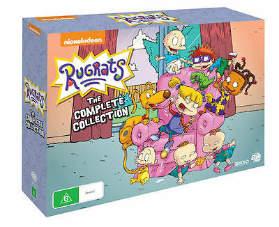 RUGRATS The COMPLETE Collection : Seasons 1 - 9 : NEW DVD Box Set