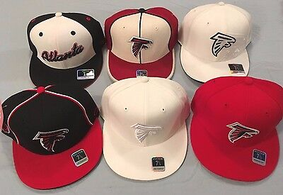 5edc2d854 ... discount code for atlanta falcons select 1 of 6 flat brim fitted  authentic licensed nfl cap