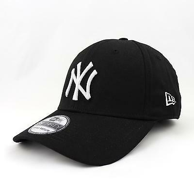 New Era New York Yankees Outline 39Thirty Fitted Cap schwarz weiss 95239