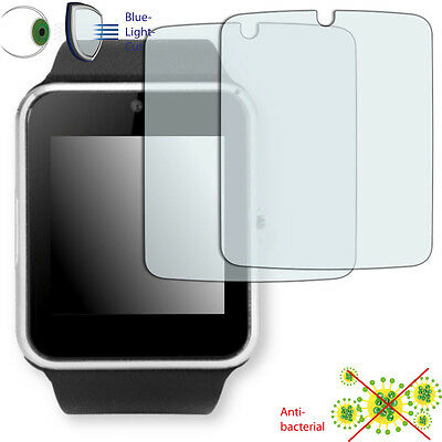 2x DISAGU ClearScreen screen protection film for GT08 antibacterial