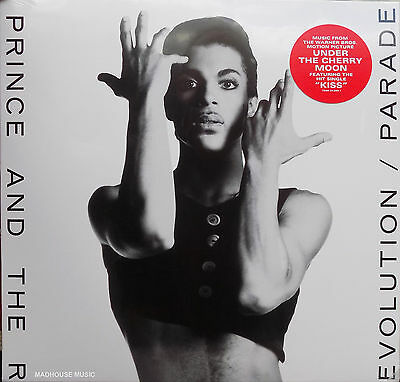 PRINCE LP Parade 2016  Heavyweight Re-issue on 180 Gram Vinyl  NEW SEALED