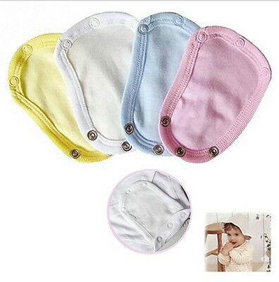 NEW Baby Lengthen Film New Diaper Outfits Bodysuit Jumpsuit Extend Soft Utility