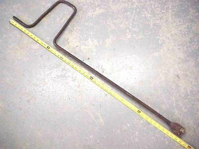 Wrench Crank Antique IH Tractor Hit Miss CULTIVATOR WRENCH Ford Oliver Farmall