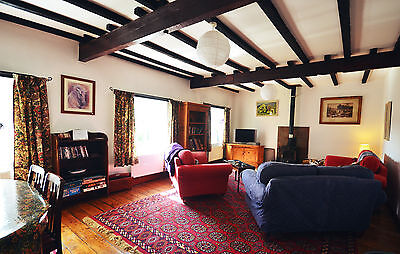 Wales Old Mill Holiday Cottage Sleeps 8 Spacious 4 bdrm Fri 17th to Mon 20th Mar