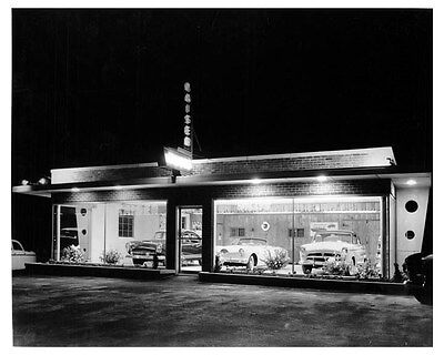 1954 Kaiser Dealer ORIGINAL Factory Photo ouc1065