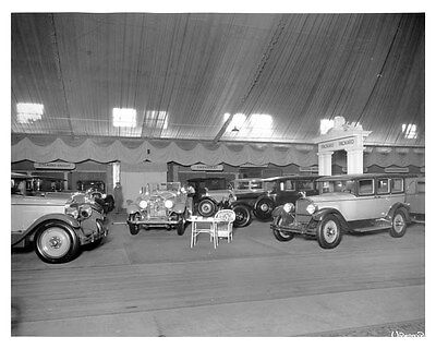 1927 Packard Six and Eight ORIGINAL Factory Photo ouc1072