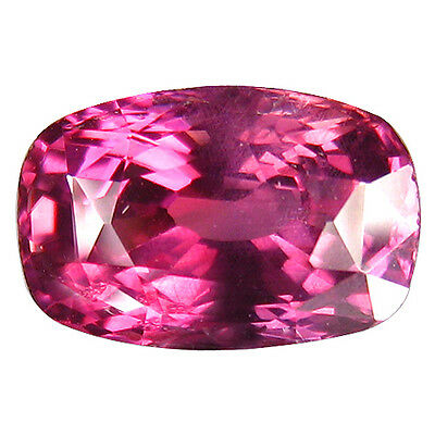"2.20Ct ""GRS CERTIFIED"" WORLD CLASS UNHEATED 100% NATURAL PURPLE PINK SAPPHIRE"