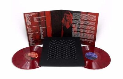 TWIN PEAKS Fire Walk With Me 2LP Red/Black Marbled Vinyl BRAND NEW 2017