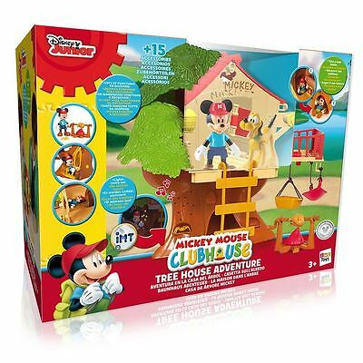 Mickey Mouse Club House Tree House Adventure Brand New Childrens Activity Toy