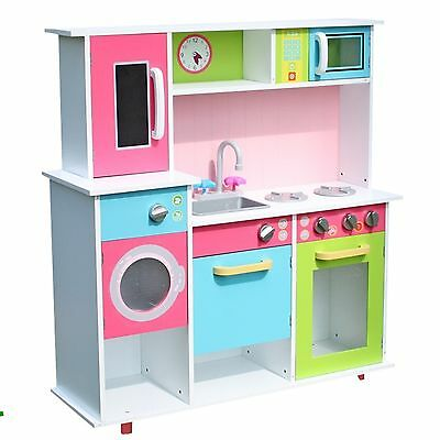 tzd 1715 kinderk che spielkueche aus holz fur kinder eur 90 00 picclick de. Black Bedroom Furniture Sets. Home Design Ideas