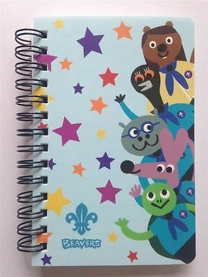 Beavers Wiro Notebook