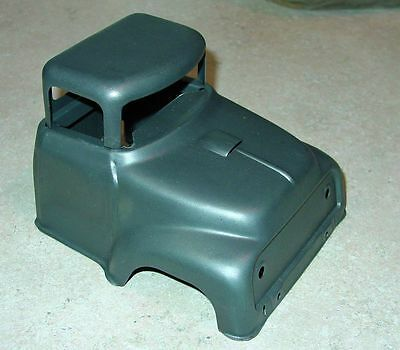 Tonka 1957 Truck Cab w/Hood Scoop Replacement Toy Part
