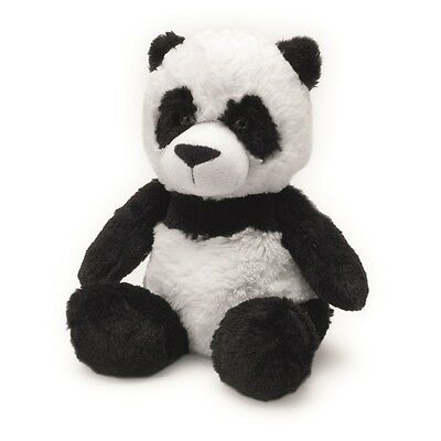 Intelex Microwave Cozy Plush Panda Microwavable Heatable Bed Time Warmer Toy