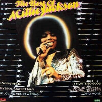 Millie Jackson - The Best Of - Uk Issue Lp On Spring/polydor Records 1976