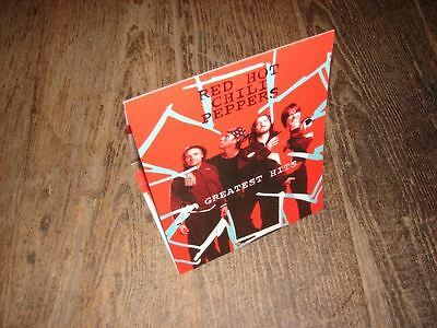 Red Hot Chili Peppers Greatest Hits!!!press/kit/display