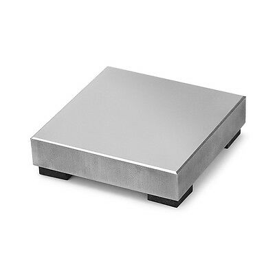 ImpressArt Steel Stamping Block, Small Size with Rubber Feet, 1 Piece, Steel