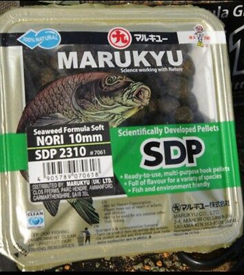 Marukyu Nori Ready To Use Paste Pellets Idea Carp Barbel Tench, Ect