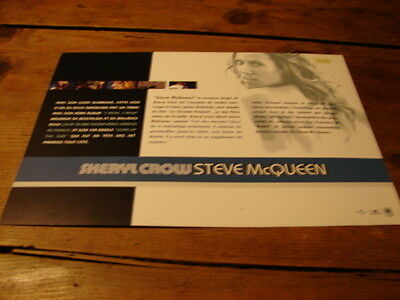 Shery Crow !!steve Mc Queen!!!!!!!rare French Press/kit
