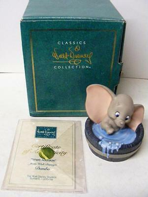 Rare Walt Disney Collector Society 1995 Dumbo Simply Adorable Membership Set Pin