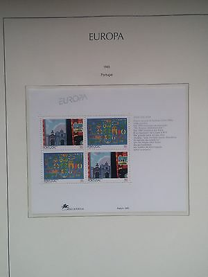 H333. Europa. Lots Timbres Neufs 1993