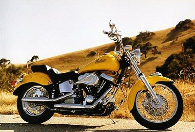 2001 Indian Scout 88 Motorcycle Factory Photo ca6269